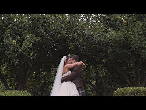 Louise & Jordan | Wedding Film | Byre at Inchyra | Scotland