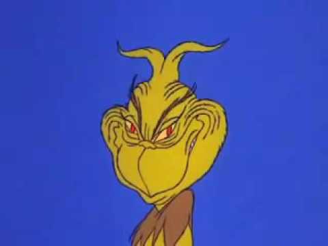original mr grinch cartoon song  YouTube