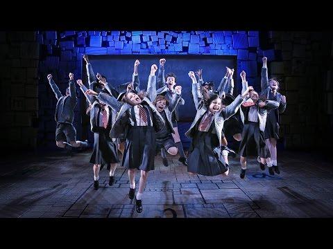 Matilda The Musical | Ahmanson Theatre | Los Angeles