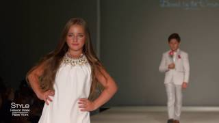 Isabella Barrett opens show at NYFW Amazing! Must See!