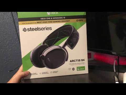 Arctis 9x (Steelseries) - Review