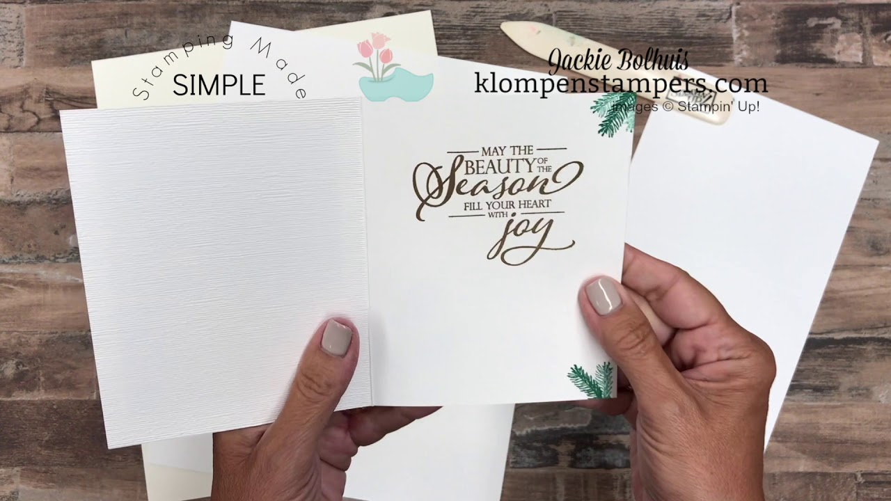 The best card stock for greeting cards youtube cardmaking stampinupcards greetingcards m4hsunfo