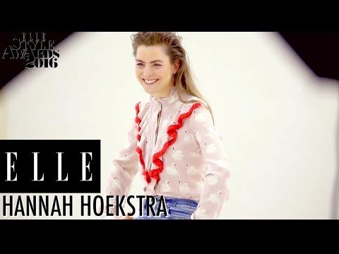 ELLE Personal Style Awardgenomineerde: Hannah Hoekstra