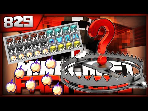 Minecraft FACTIONS Server Lets Play - TRAP MAKES US $5 MILLION!! - Ep. 829 ( Minecraft Faction )
