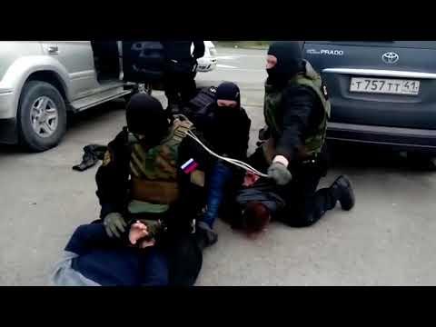 ТОП 5 Работа Спецназа/СОБР/ОМОН/ФСБ , Задержание, Штурм