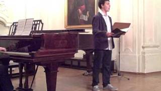 Fischerweise by Franz Schubert: Sang By AlexD