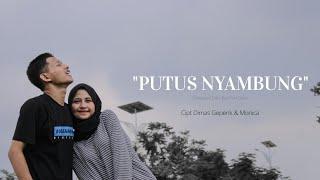 Download Mp3 Putus Nyambung - Dimas Gepenk & Monica Cover Didik Budi Ft Cindi Cintya Dewi