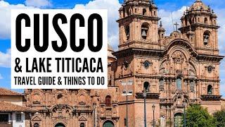 Cusco Travel Guide, Peru - Tour the World TV