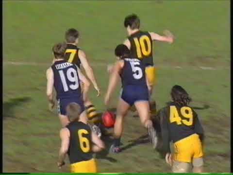 1992 TFL Round 15 - Hobart Vs Devonport