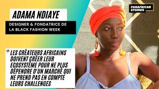 Adama Ndiaye«Paris» : «Le drame de l'Afrique c'est qu'on consomme tout ce qui vient d'ailleurs»