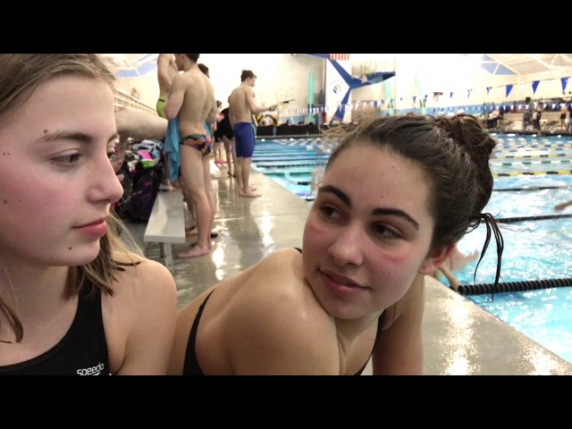 Swimming: CRST Places 3rd at OSI Sr. Regional Championship