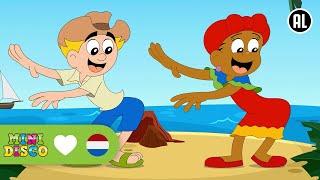 Kinderliedjes | Tekenfilm | COCO LOCO DANS | Minidisco | DD Company