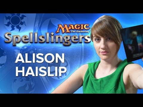 Spellslingers is back! Join Sean Plott (a.k.a. Day[9]) as he plays Magic the Gathering with Attack of the Show alum and Titansgrave half-dwarf rogue, Alison ...