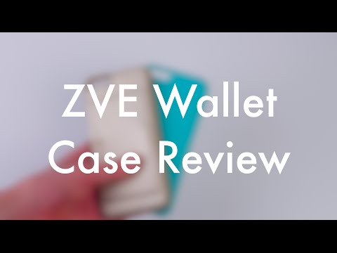 ZVE Wallet Case Review! - iPhone 6/6s