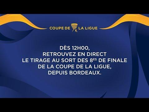 Tirage au sort des 8 me de finale de la coupe de la ligue - Tirage des 8eme de finale de la coupe de france ...
