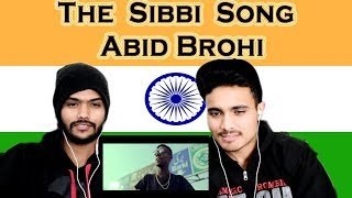 Indian Reaction on The Sibbi Song | SomeWhatSuper ft Abid Brohi | Swaggy d
