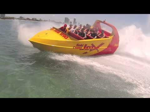 Jet Boating Surfers Paradise Australia