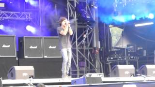 The Rasmus No Fear Live Rock The Ring Festival Hinwil 20 06 14