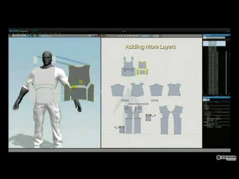 The Easy and Powerful Workflow of Marvelous Designer