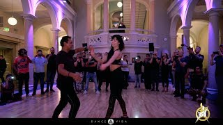 Bachata workshop Fabian and Nicolina | HSW 2019 | by Dance Vida