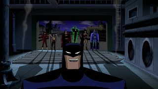 Justice League vs. Secret Society!