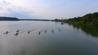У Житомирі тривають всеукраїнські змагання з веслування на байдарках і каное - Житомир.info