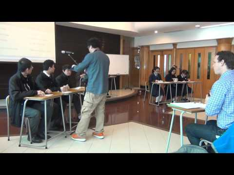 Shanghai – Hong Kong Cultural Exchange and Debating Competition Day2 03 part1