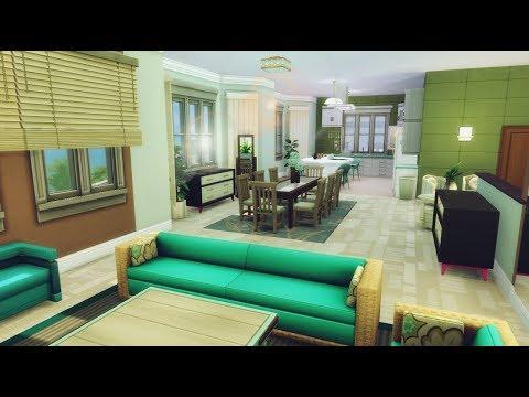 APARTAMENTO CASA CULPEPPER 20 - Reforma MTsims │The Sims 4 (Speed Build)