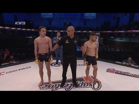 CW128: Luke Riley vs Kamil Wincenciak
