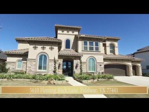 5610 Fleming Rock Lane, Fulshear, TX 77441, USA