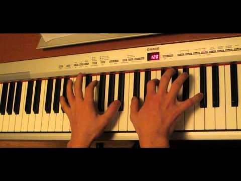 The Finlandia Hymn - Piano