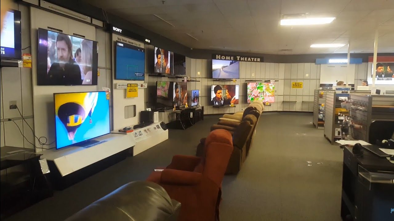Hhgregg Last Look Inside Before Closing Youtube