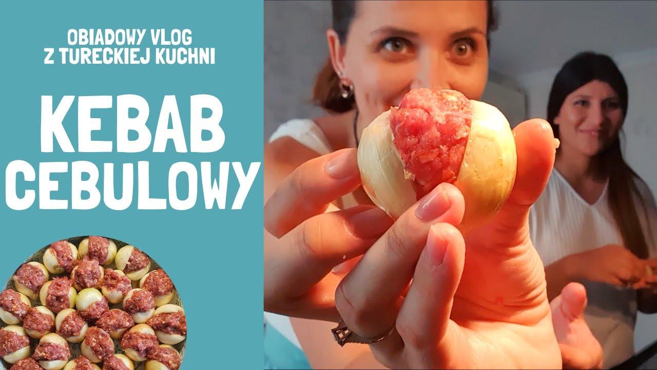 KEBAB CEBULOWY?! - obiadowy vlog z Turcji