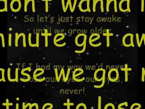 Adam Lambert - Never Close Our Eyes(Lyrics)