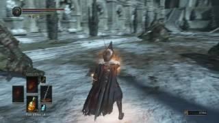 """Dark Souls III Let's Play [FR] par Kalaam #22 """"Marquer le bétail"""""""
