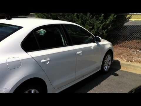 2011 Volkswagen Jetta Drive to Chattanooga VW Plant-Steve White VW-Greenville SC (Part 5)