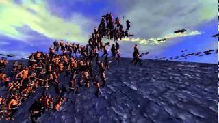 Total War:Rome 2 Funny Glitch