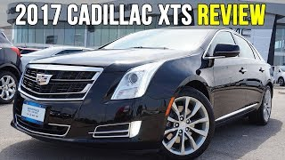2017 Cadillac XTS Luxury | Illuminated Handles, Cooled Seats (In-Depth Review)