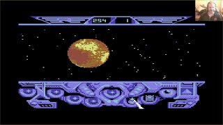 Lukozer Retro Game Review 381 - Captain Blood - Commodore 64
