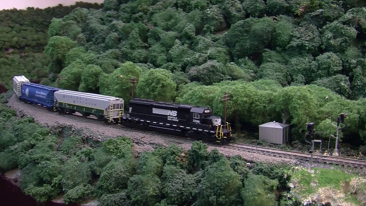 GATX SD40-2 Locomotive D InterMountain N Scale 69323 S