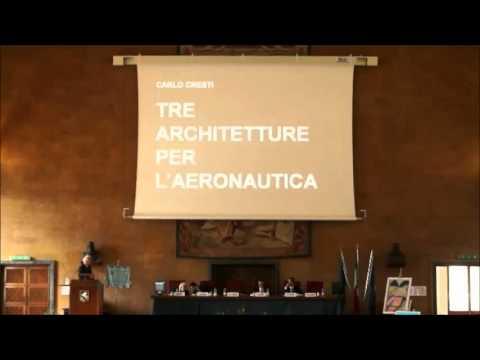 CESMA   Convegno   Il Volo e L'Arte   Interventi Col  Carlo PACIARONI