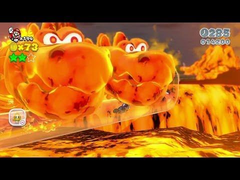 スーパーマリオ 3Dワールド - World 7(城) 完全攻略
