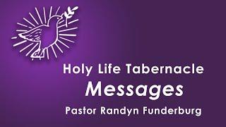 10-25-20 AM - Fighting Life's Battles - Pastor Randyn Funderburg