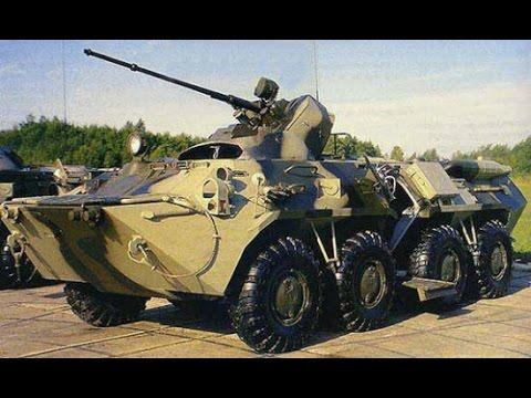 决战里海俄BTR80老旧不堪被中国两栖战车完爆