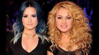Paulina Rubio tiene 2 hermanas: Una desconocida y... ¿Demi Lovato?