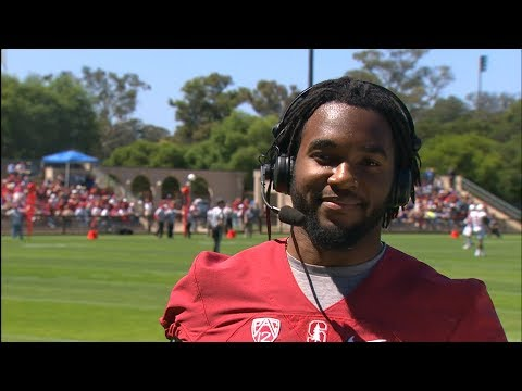 Stanford's Bryce Love previews 2018 expectations: 'We have a lot more to prove'