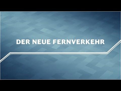 Der Neue Fernverkehr Der Deutschen Bahn