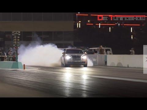 Die Tuningshow + Gumbal in Abu Dhabi bei PP-Performance *EN-Subtitle