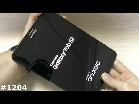 Hard Reset Samsung Galaxy Tab S2 8.0 SM-T715