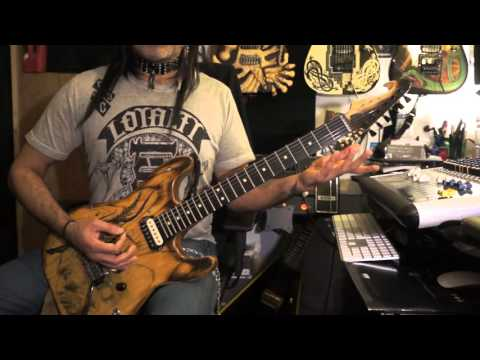 Lynch Mob - Street Fighting Man, Guitar Lesson - LYNCH LYCKS - SEASON 3 - LYCK 5 - George Lynch
